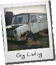 Gig Listing